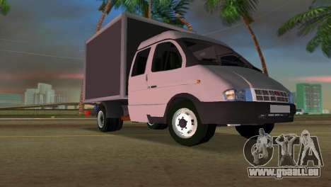 Gazelle 33023 pour GTA Vice City
