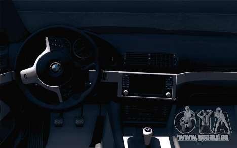 BMW M5 E39 für GTA San Andreas rechten Ansicht