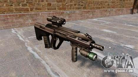 Steyr AUG A3 Gewehr für GTA 4