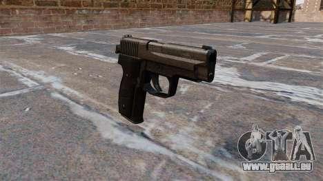 SIG-Sauer P228 Pistole für GTA 4