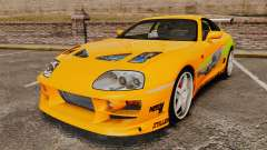 Toyota Supra RZ 1998 (Mark IV) Bomex kit für GTA 4