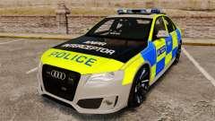 Audi S4 ANPR Interceptor [ELS]
