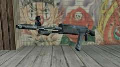 Das AK47 von s.t.a.l.k.e.r.