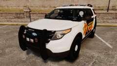 Ford Explorer 2013 GFA [ELS] v1.5X crossover für GTA 4