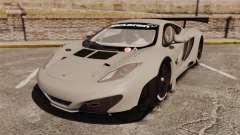 McLaren MP4-12C GT3 Blank