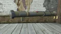 Der Raketenwerfer aus Pstal 3