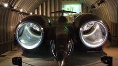 Les écrans de démarrage Thrust SSC 1997