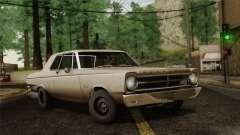 Plymouth Belvedere 2-door Sedan 1965