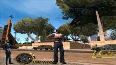 C-HUD La Cosa Nostra für GTA San Andreas