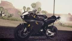 Yamaha YZF R1 2012 Black
