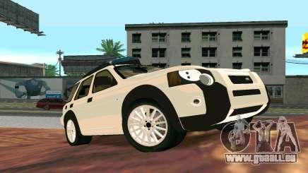 Land Rover Freelander pour GTA San Andreas