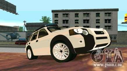 Land Rover Freelander für GTA San Andreas