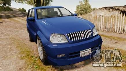 Ubermacht Rebla M5 für GTA 4