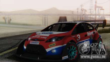 Ford Fiesta Omse HillClimb pour GTA San Andreas