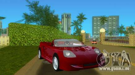 Toyota MR-S Veilside Spider pour GTA Vice City