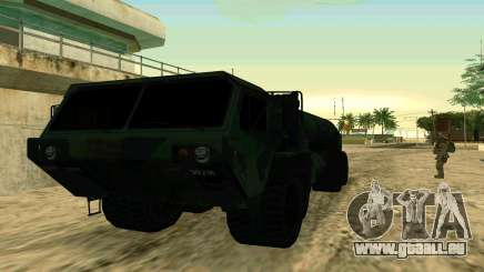 HEMTT Heavy Expanded Mobility Tactical Truck M97 pour GTA San Andreas