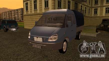 33023 GAZelle pour GTA San Andreas