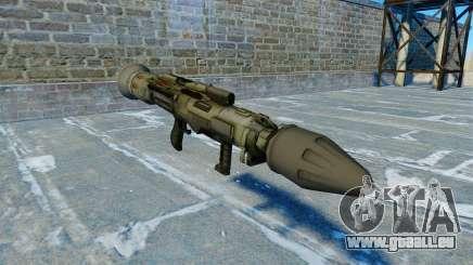 Anti-Tank Granate Launcher Kiefer v2. 0 für GTA 4