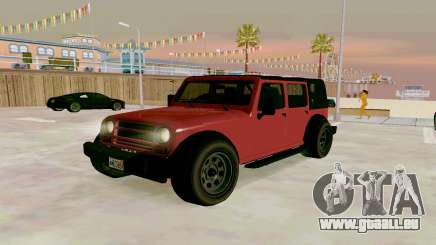 GTA V Mesa pour GTA San Andreas