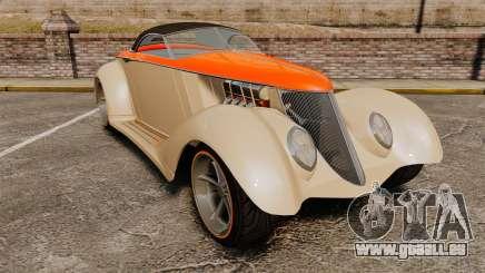 Ford Roadster 1936 Chip Foose 2006 für GTA 4