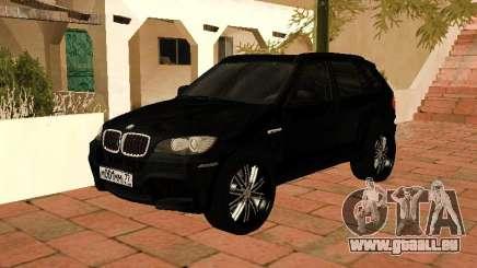 BMW X5 E70 2009 für GTA San Andreas