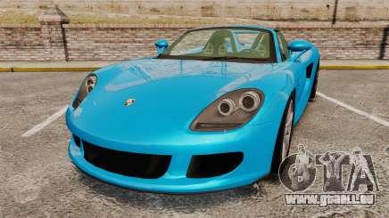Porsche Carrera GT für GTA 4