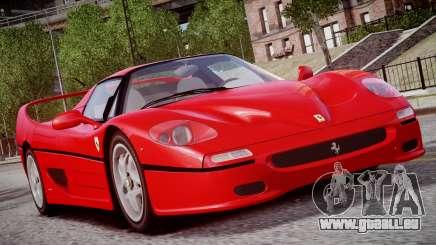 Ferrari F50 1995 pour GTA 4