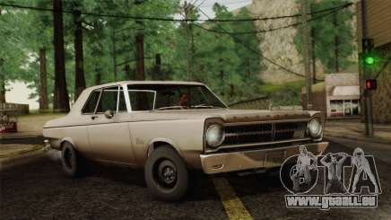 Plymouth Belvedere 2-door Sedan 1965 pour GTA San Andreas