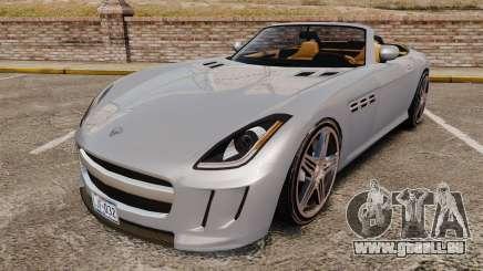 GTA V Benefactor Surano v3.0 für GTA 4