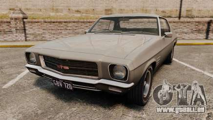 Holden Monaro GTS 1971 pour GTA 4