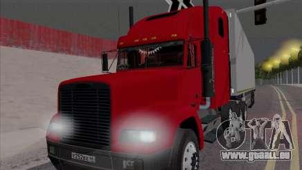 Freightliner FLD 120 für GTA San Andreas