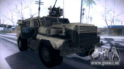 MRAP de BF4 pour GTA San Andreas