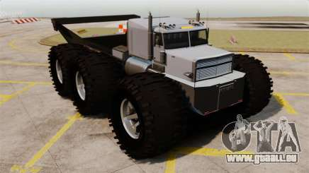 The Biggest Monster Truck pour GTA 4