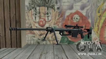 Black M200 Intervention pour GTA San Andreas