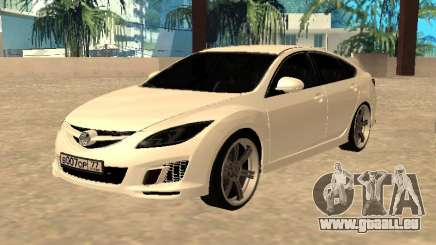 Mazda 6 2010 für GTA San Andreas
