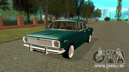 GAS-24-01 Wolga für GTA San Andreas
