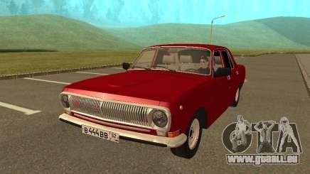 GAZ Wolga 24-10 für GTA San Andreas