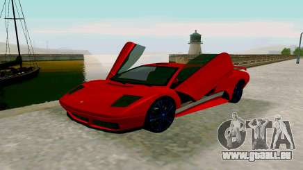 GTA V Pegassi Infernus pour GTA San Andreas