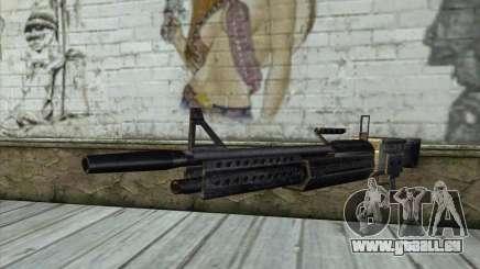 Gun für GTA San Andreas