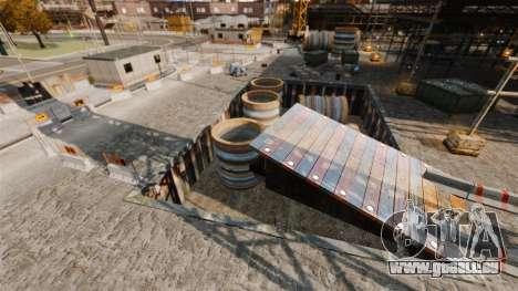 Hors-route sur piste pour GTA 4 neuvième écran