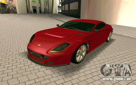 GTA V Dewbauchee Rapid GT Coupe pour GTA San Andreas