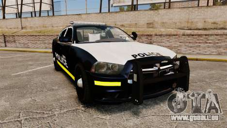 Dodge Charger 2013 LCPD [ELS] für GTA 4