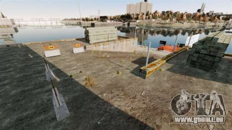 Off-road-track v2 für GTA 4 dritte Screenshot