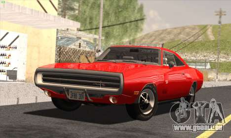 ENBSeries For Low PC pour GTA San Andreas