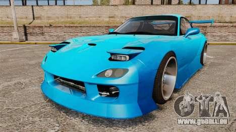 Mazda RX-7 Super Edition pour GTA 4
