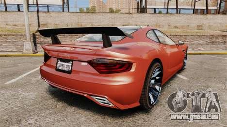 GTA V Hijak Khamelion für GTA 4 hinten links Ansicht