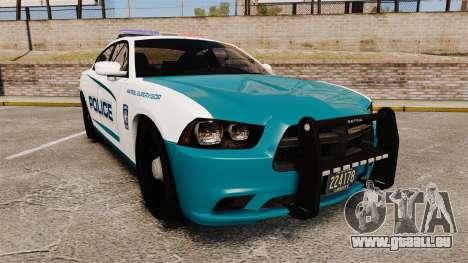 Dodge Charger 2013 Patrol Supervisor [ELS] pour GTA 4