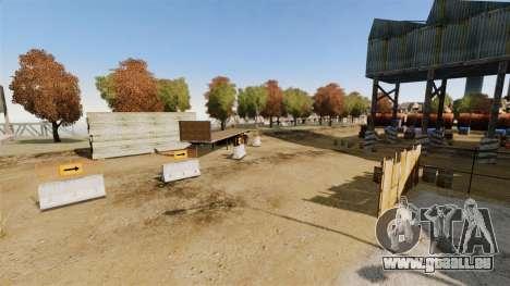 Off-road-track v2 für GTA 4 neunten Screenshot
