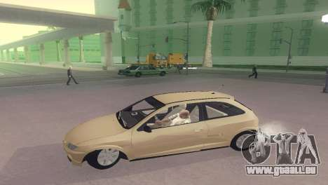 Suzuki Fun pour GTA San Andreas laissé vue