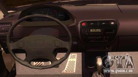 Honda Civic JDM für GTA San Andreas rechten Ansicht
